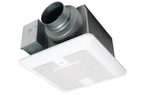 Whisper Select Fan w/Light